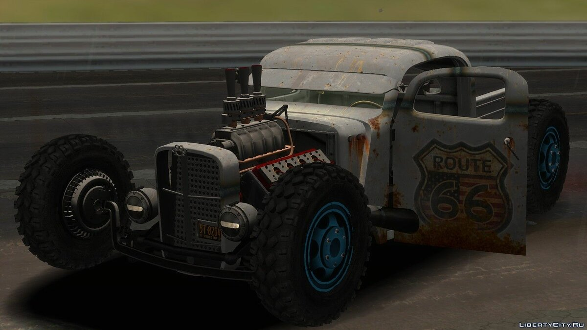 Dumont Type 47 Rat Rod [Beta] для GTA 4