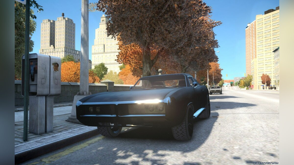Dukes Supercharger для GTA 4