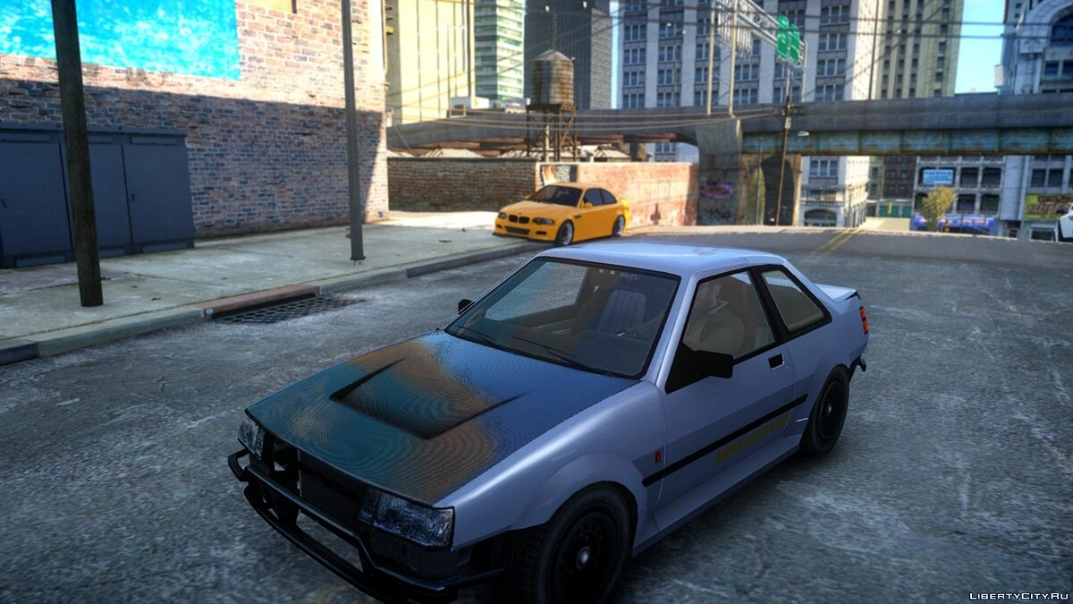 Futo Missile Car для GTA 4