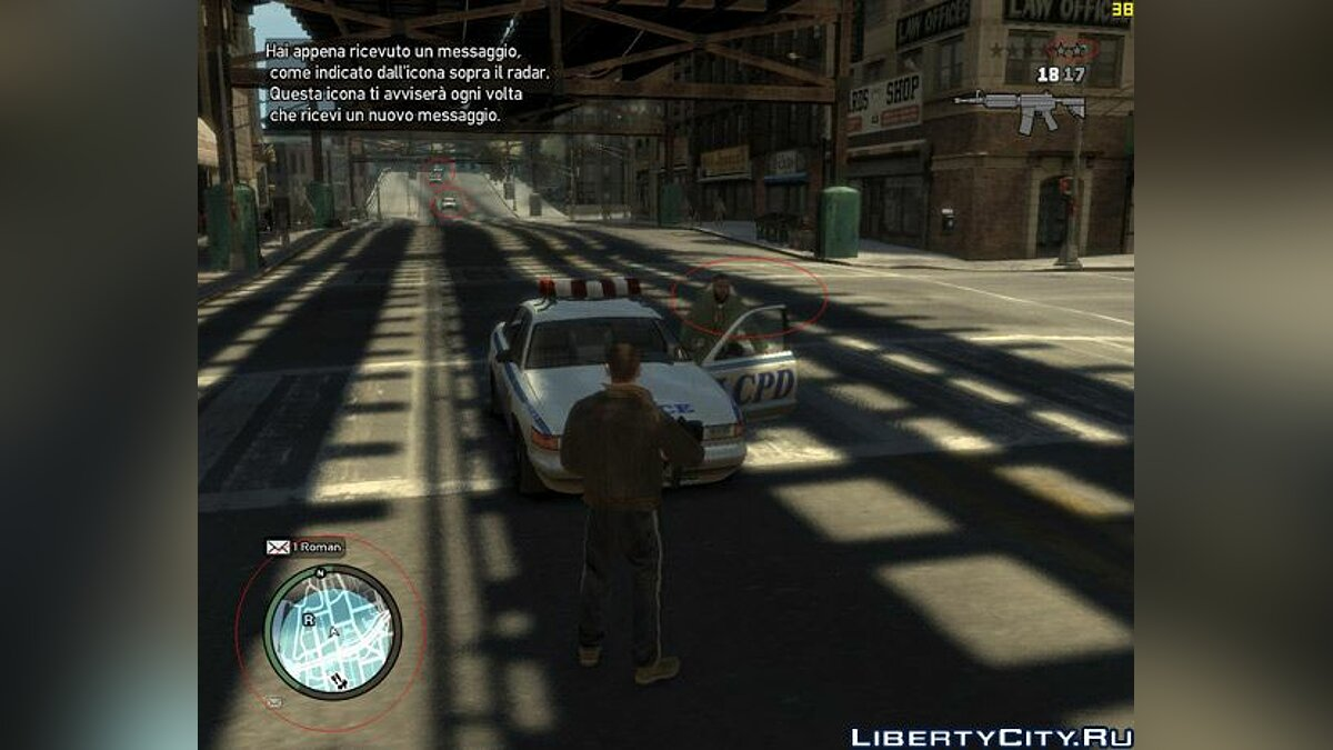 No more cops для GTA 4