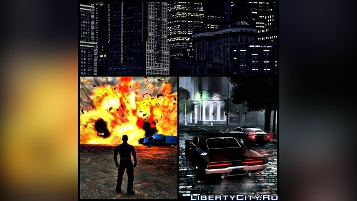 EGRE (Extreme Graphics and Realism Enhancement Mod) 2.85 для GTA 4