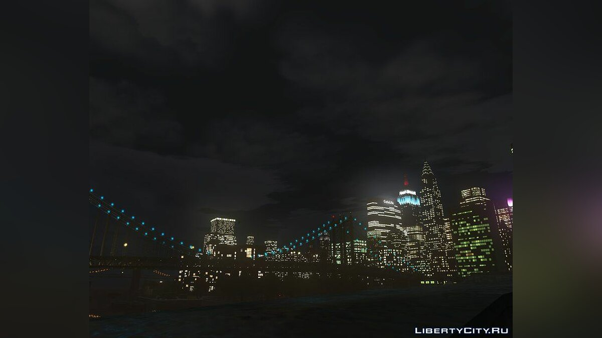 Мод GTA IV/EFLC Los Santos Weather V v3.0 для GTA 4