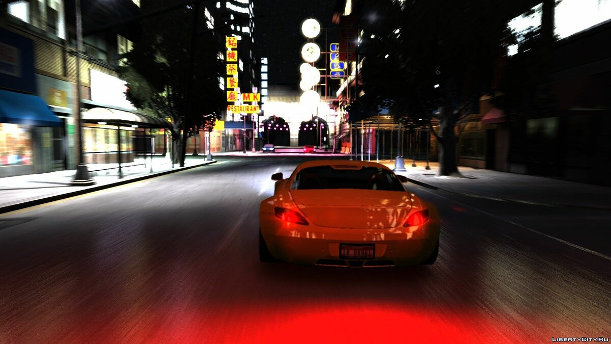 GTA IV Graphic Enhancement to Low-End PC для GTA 4