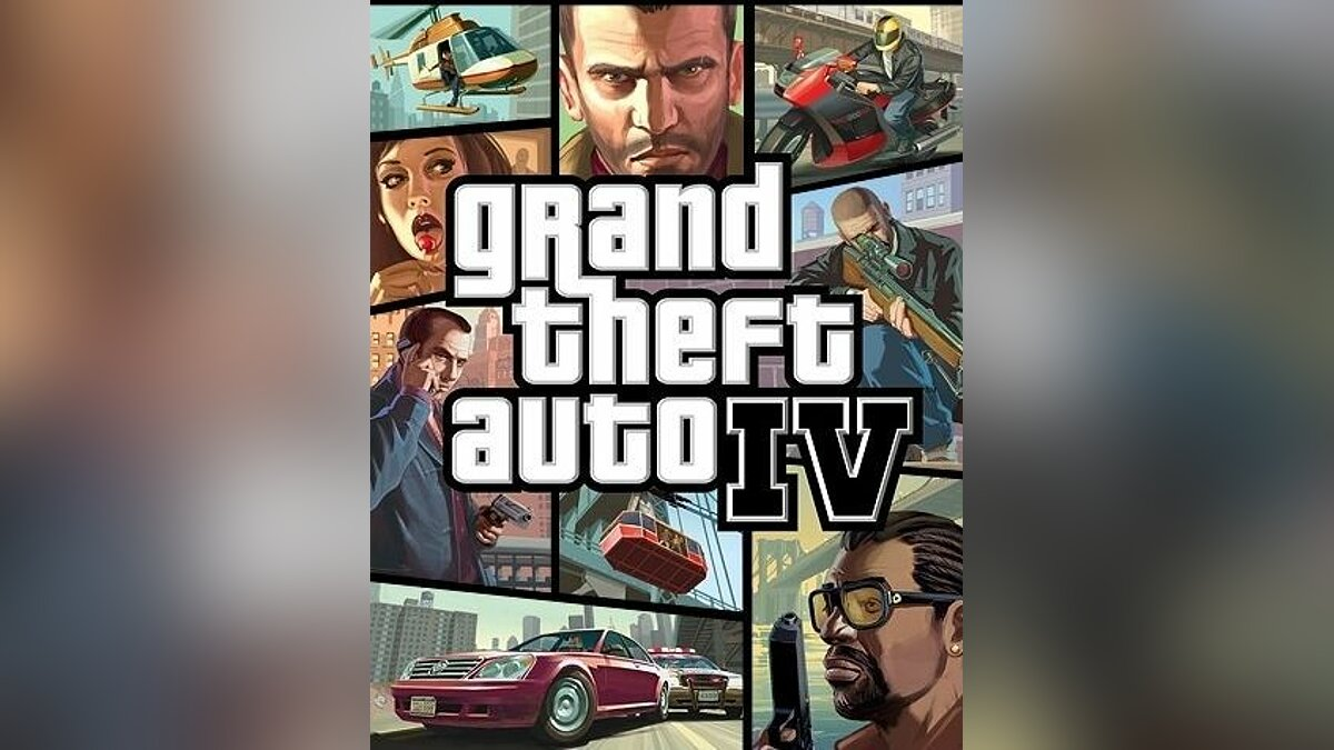 GTA IV: Desings Quality 10 Edition для GTA 4