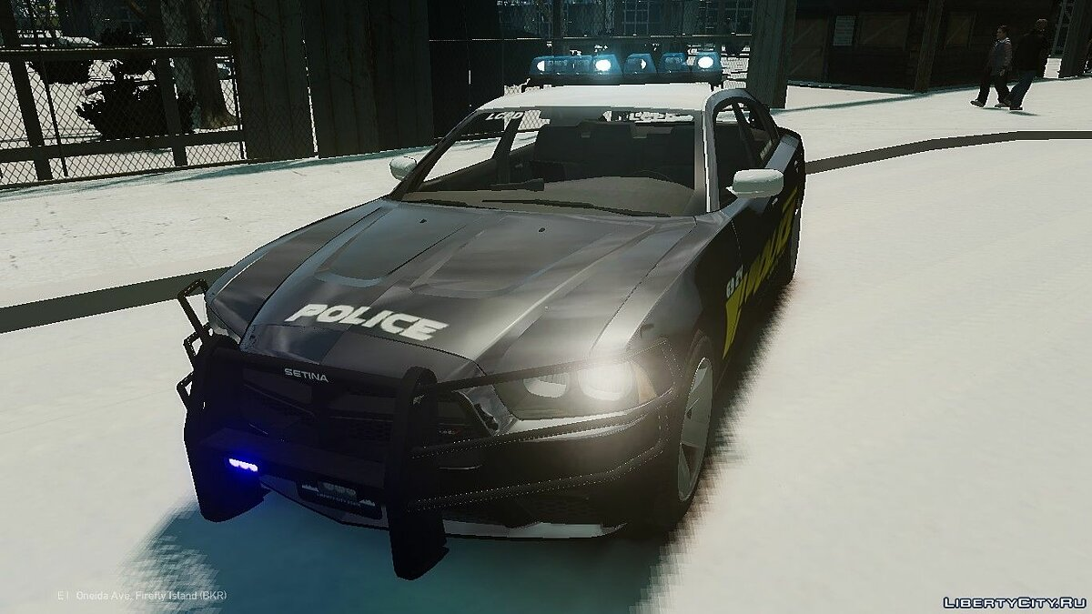 Ford CVPI and Dodge Charger police pack для GTA 4 - скриншот #4