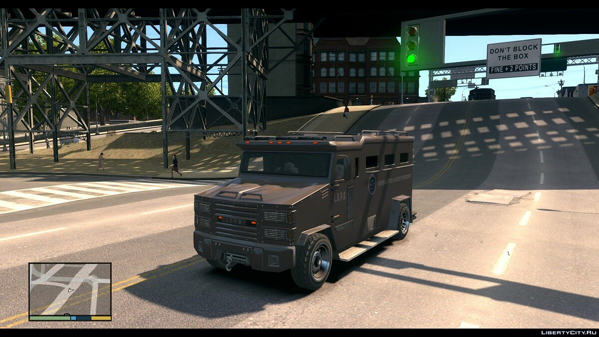 GTA V Riot for GTA IV [Beta version] для GTA 4