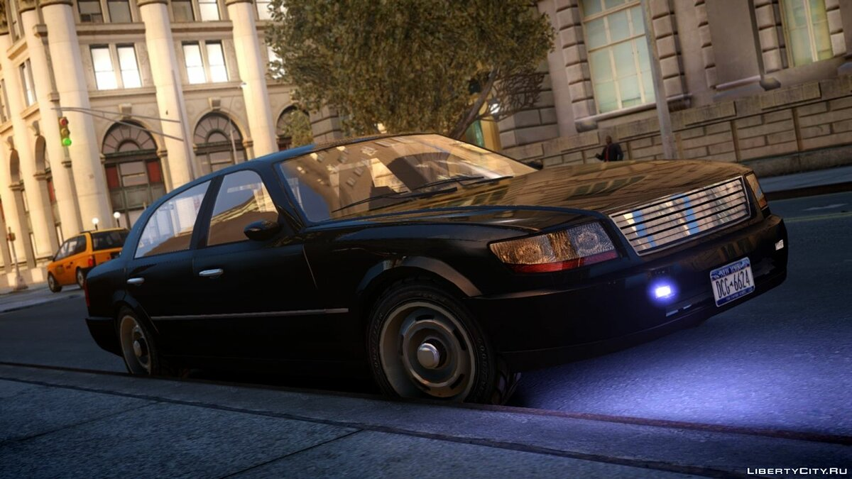 FIB Washington для GTA 4