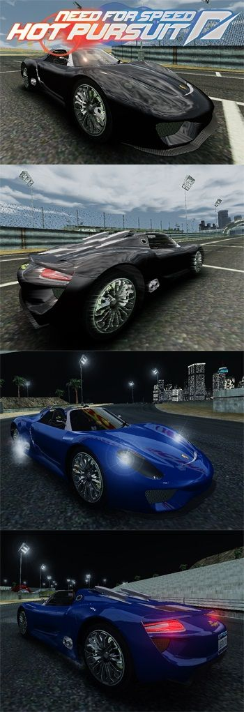 porsche 918 spyder nfs hot pursuit gta 4. Black Bedroom Furniture Sets. Home Design Ideas