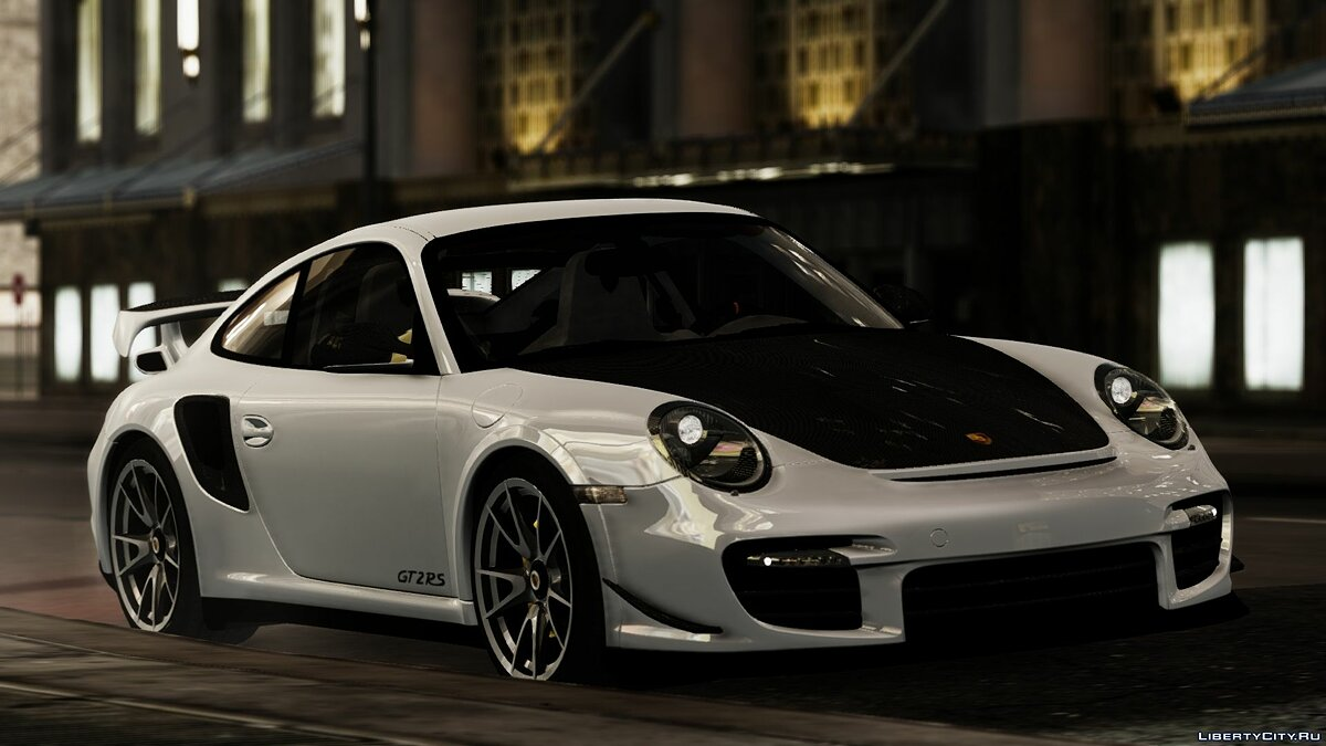 2012 Porsche 997 GT2 [Simple version] V1.0 для GTA 4