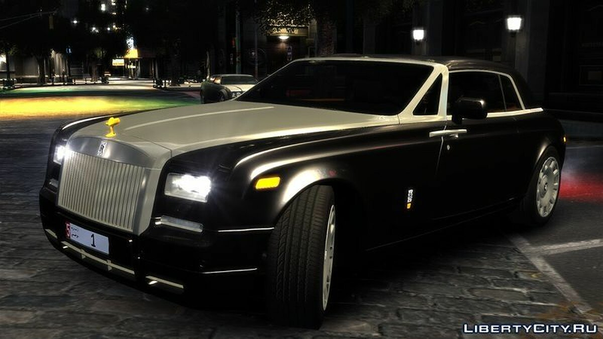 2013 Rolls-Royce Phantom Coupe v.1.0 для GTA 4