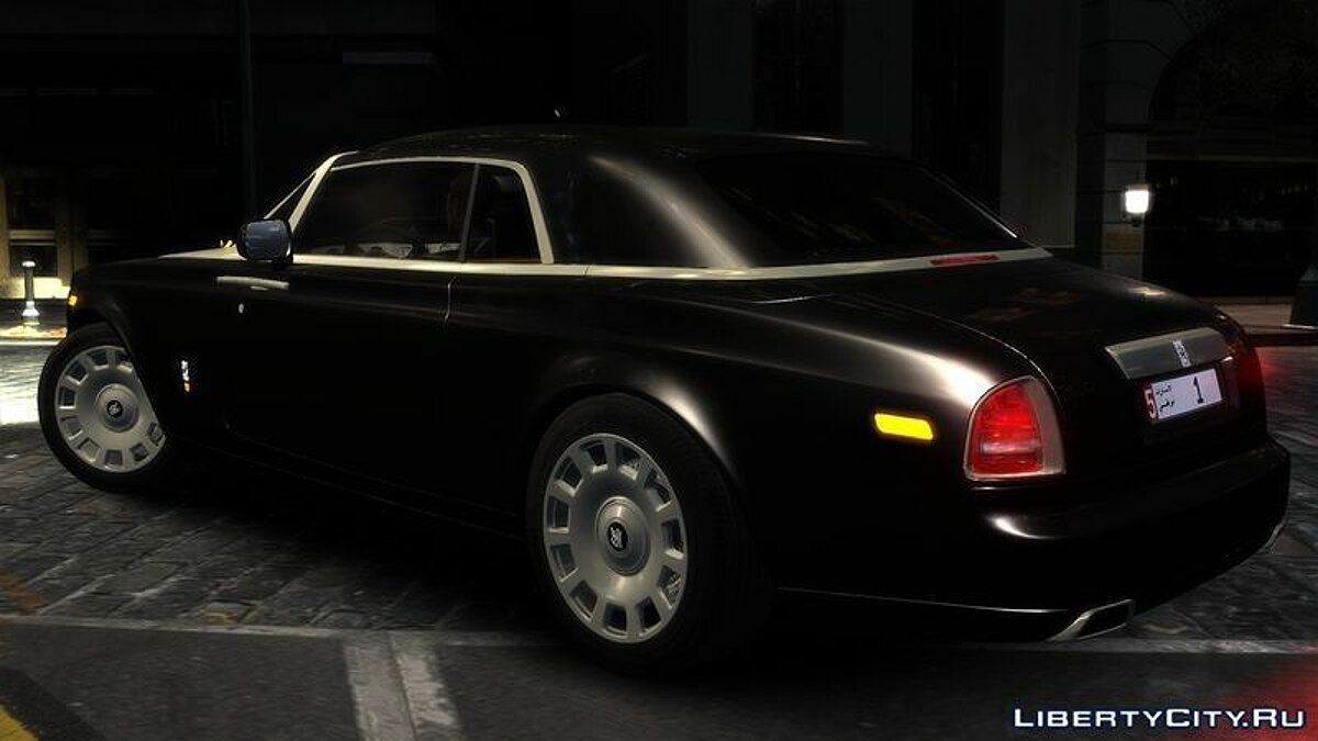 2013 Rolls-Royce Phantom Coupe v.1.0 для GTA 4 - скриншот #2
