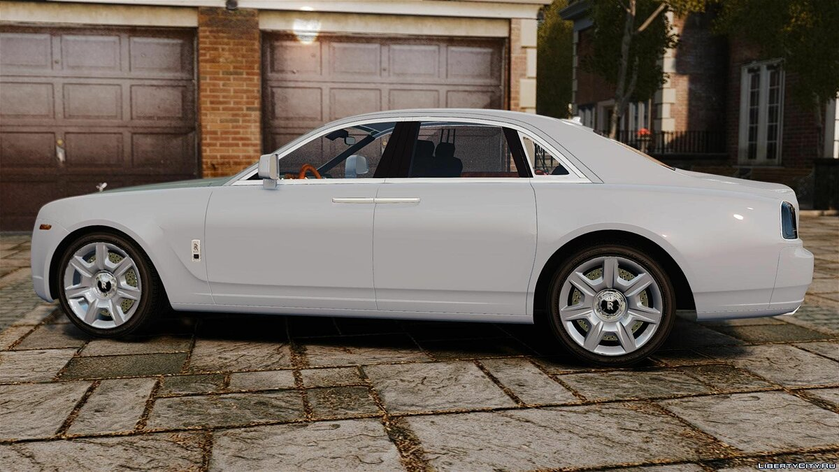 Rolls-Royce Ghost 2012 для GTA 4 - скриншот #6