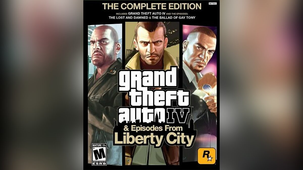 Saves GTA IV and EfLC для GTA 4