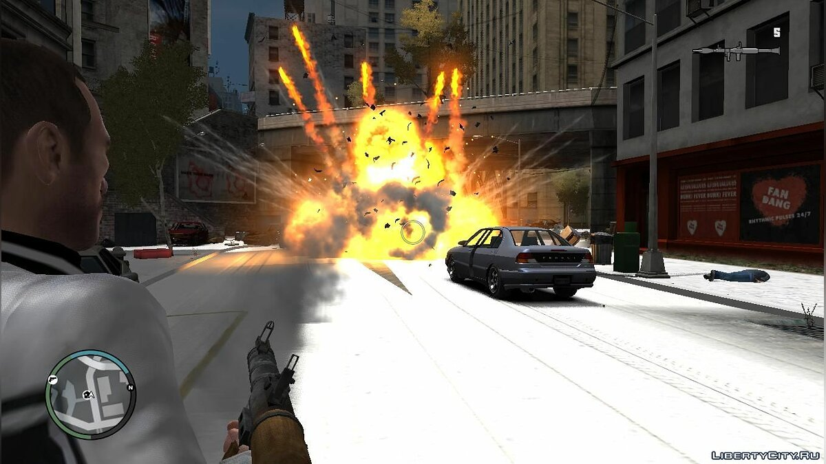 GTAIV Patch 1.0.4.0 Save для GTA 4 - скриншот #9