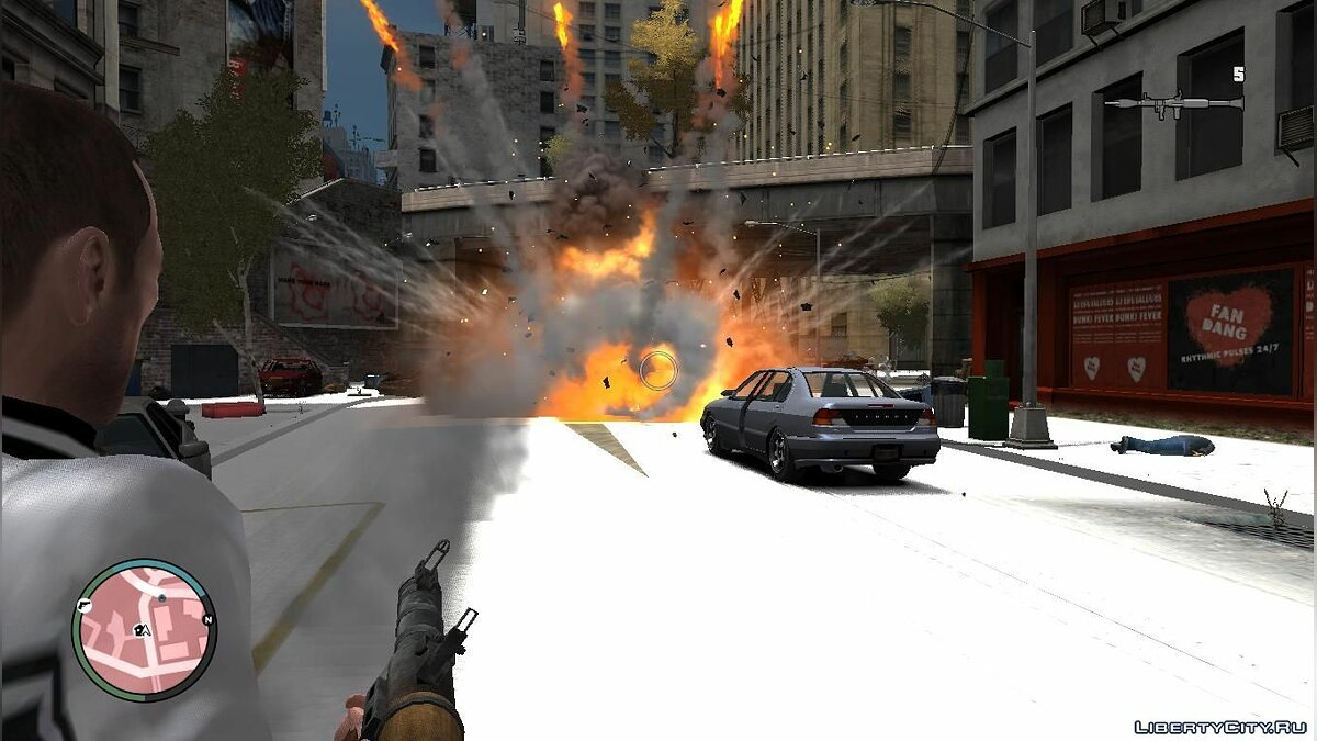 GTAIV Patch 1.0.4.0 Save для GTA 4 - скриншот #4