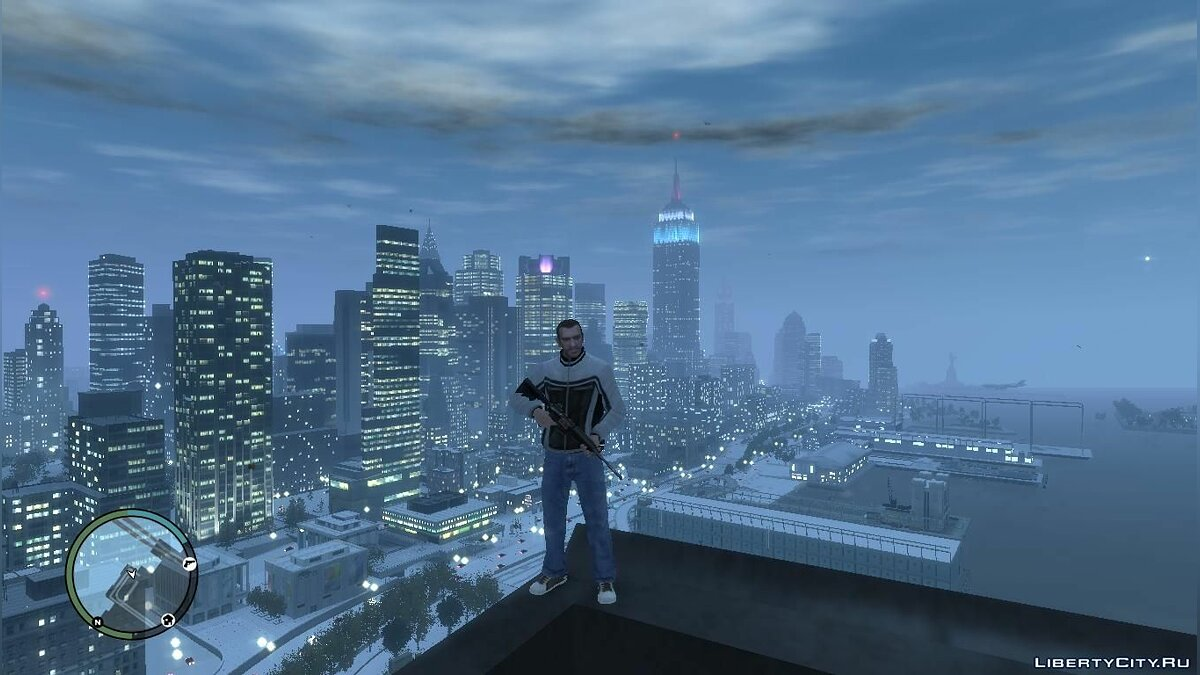 GTAIV Patch 1.0.4.0 Save для GTA 4 - скриншот #5