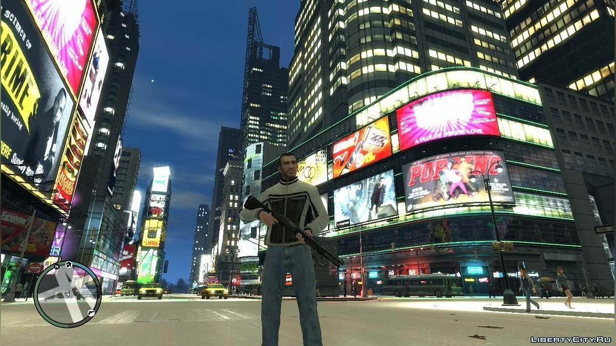 GTAIV Patch 1.0.4.0 Save для GTA 4 - скриншот #7
