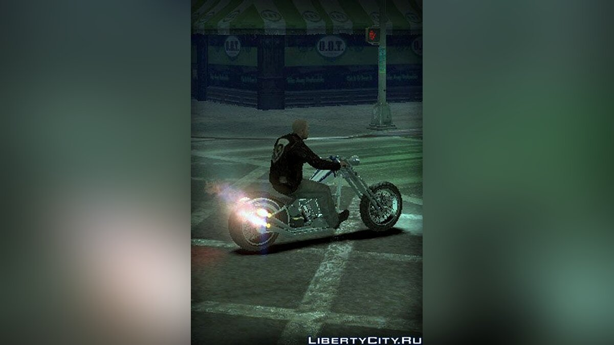 Нитро Мод для Episodes from Liberty City для GTA 4