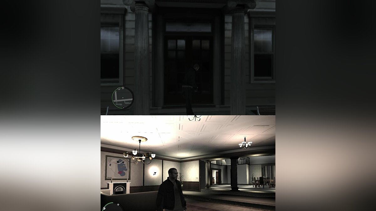 Home Invasion Mod (ver.0.5) для GTA 4
