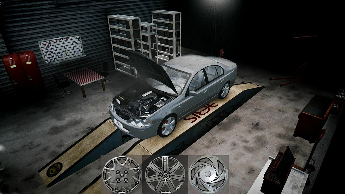 Car Tuning Garage Version 1.5 для GTA 4