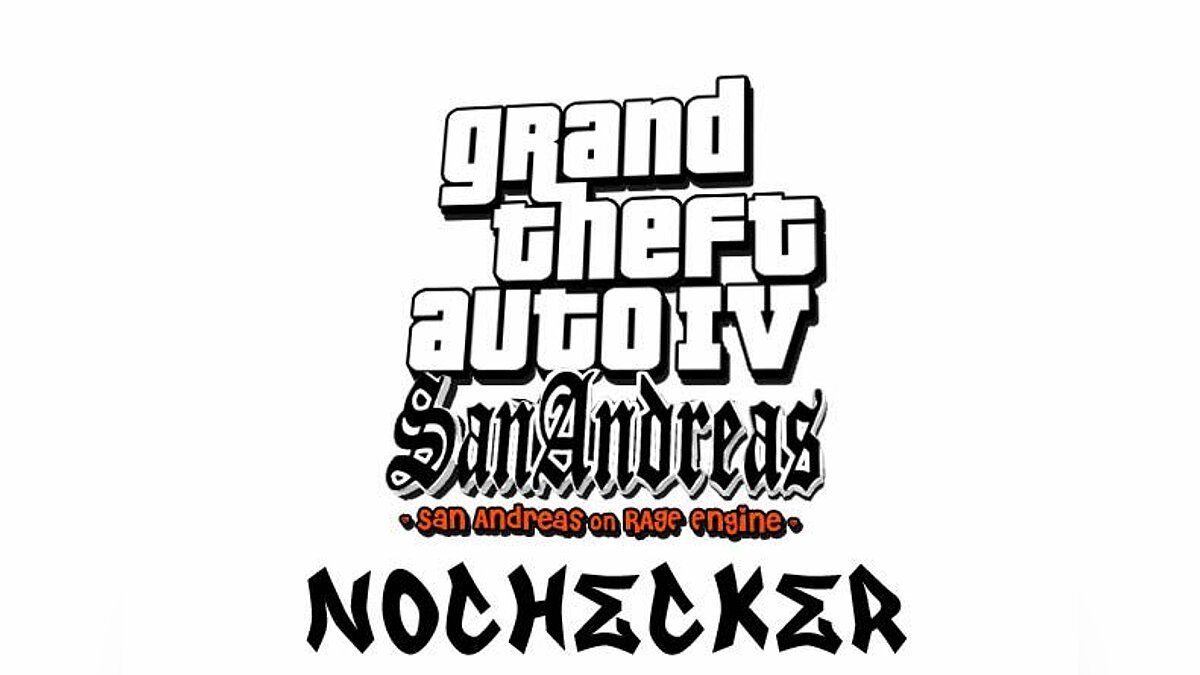 GTA IV: San Andreas Beta 2 Nochecker для GTA 4
