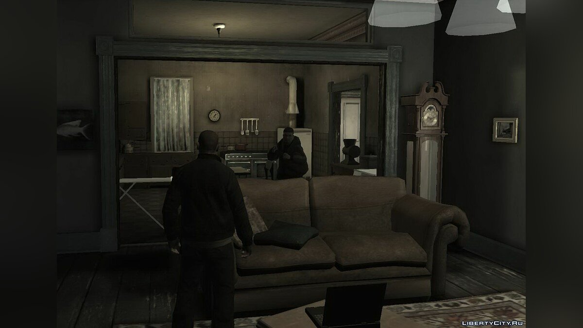 Home Invasion Mod v0.86 для GTA 4