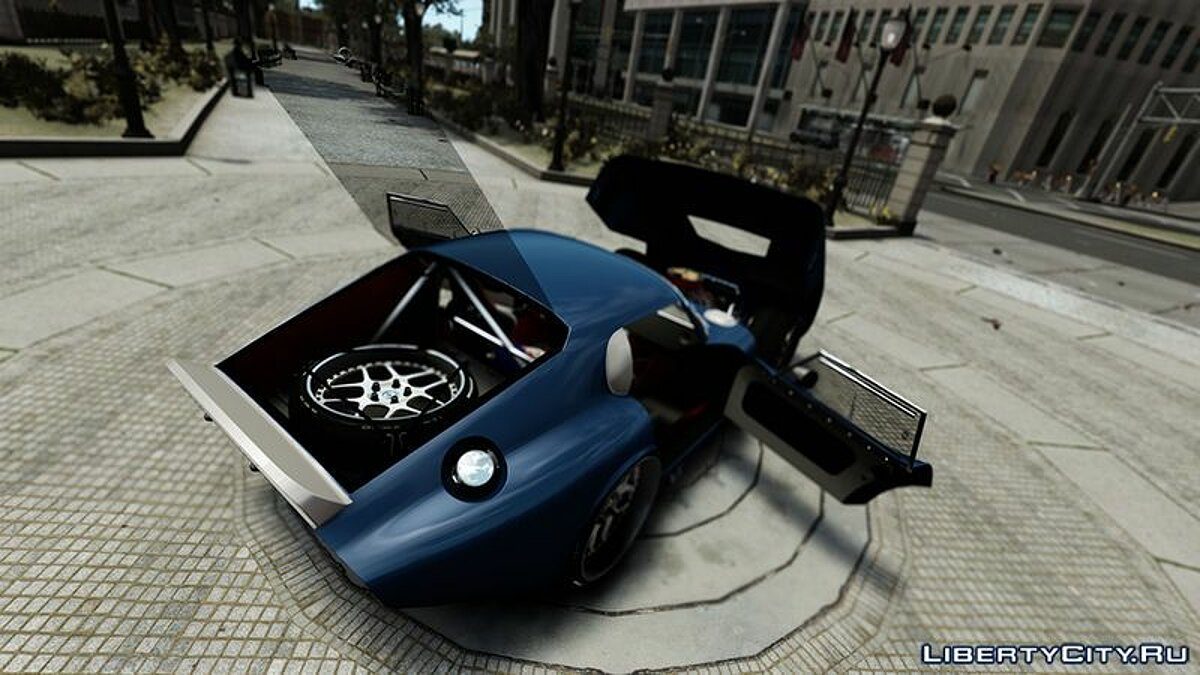 ��ашина Shelby Shelby Cobra Daytona Coupe для GTA 4