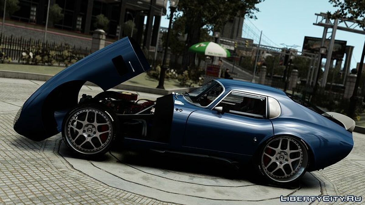 Машина Shelby Shelby Cobra Daytona Coupe для GTA 4