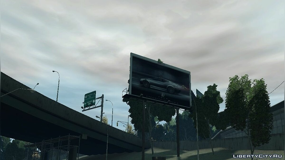 GTA V Billboards (Dukes) для GTA 4 - Картинка #9