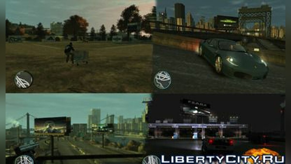 New Billboard in Center Island для GTA 4 - Картинка #1