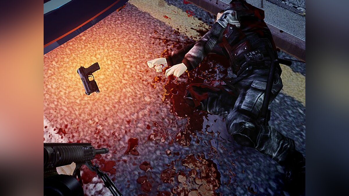 Blood Tweak v1.0 для GTA 4