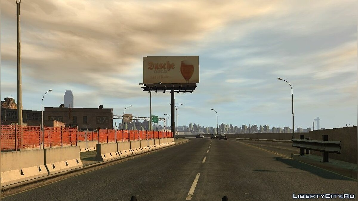 GTA V Billboards (Broker) для GTA 4 - скриншот #7