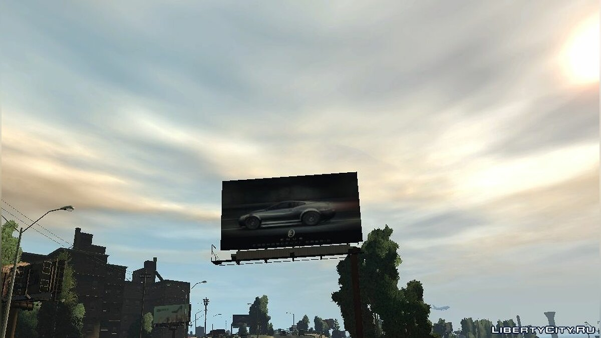 GTA V Billboards (Broker) для GTA 4 - скриншот #3