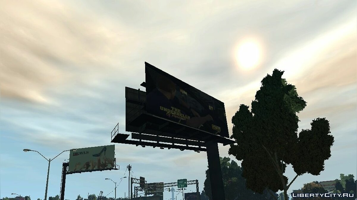 GTA V Billboards (Broker) для GTA 4 - скриншот #5