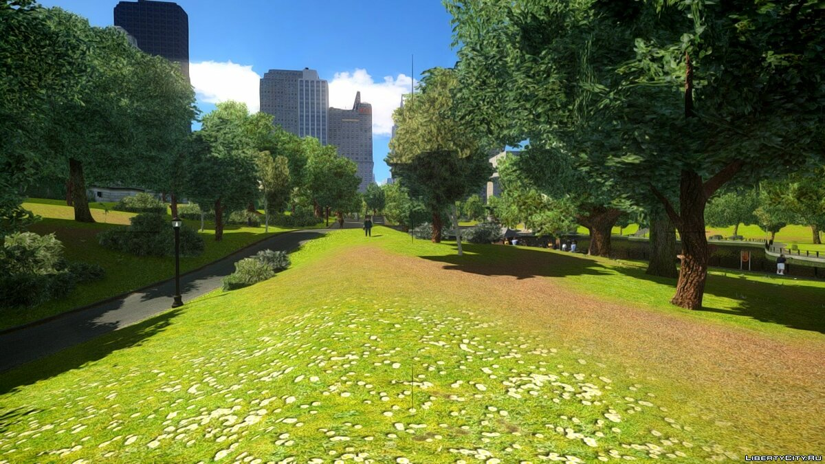 Middle Park HD Textures by DKT70 для GTA 4 - скриншот #5