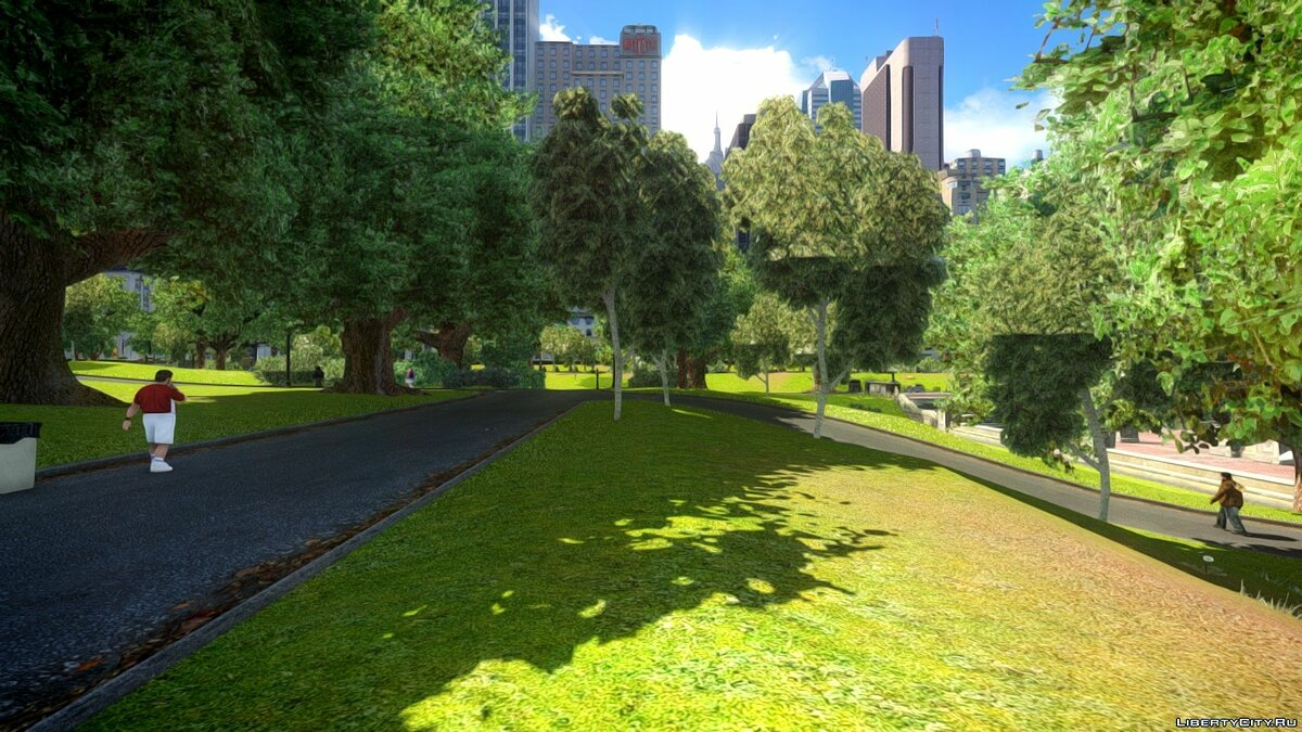 Middle Park HD Textures by DKT70 для GTA 4 - скриншот #6