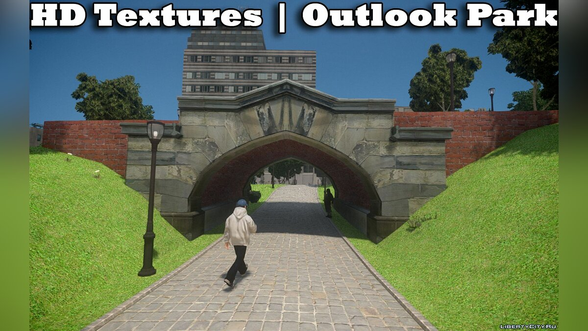 HD Textures | Outlook Park для GTA 4