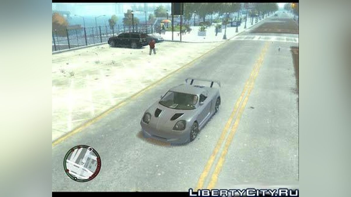 Toyota Mr s v1.1 для GTA 4