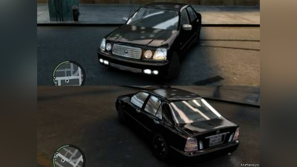Toyota Progress для GTA 4