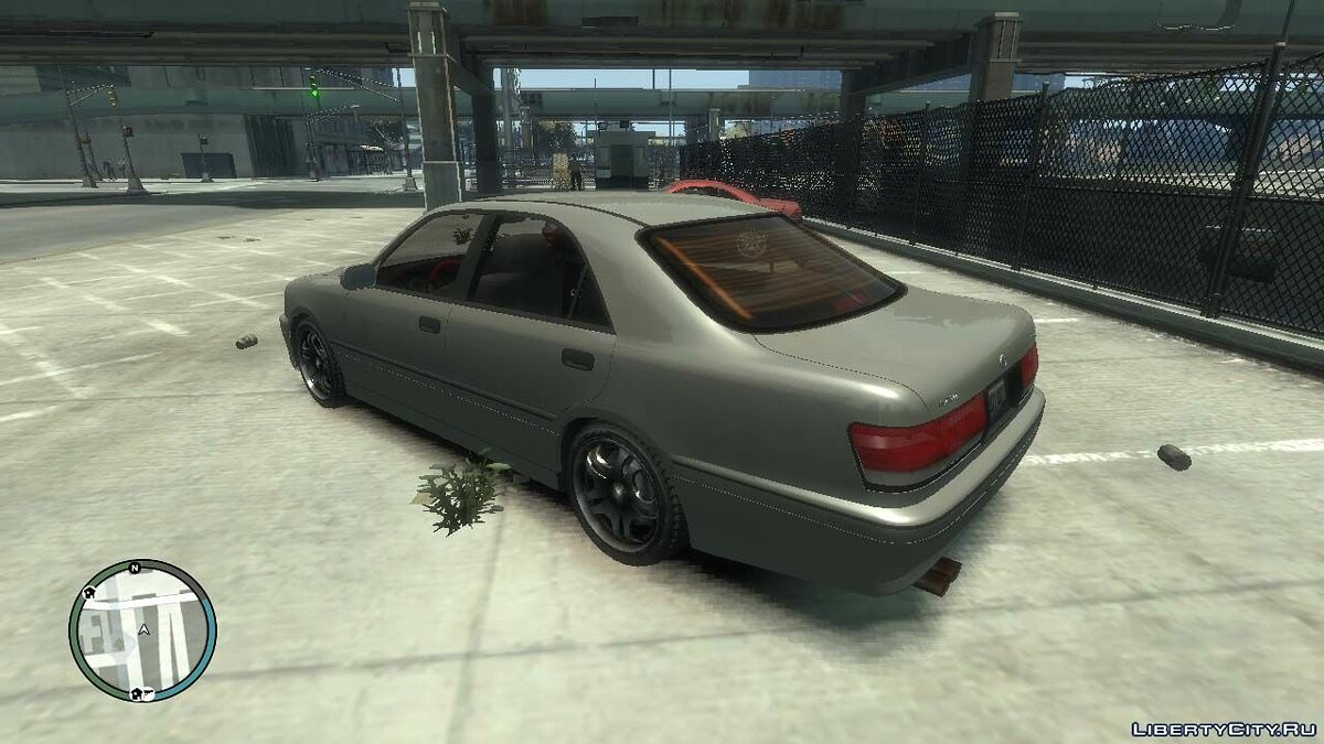 ��ашина Toyota Toyota Crown S 170 для GTA 4