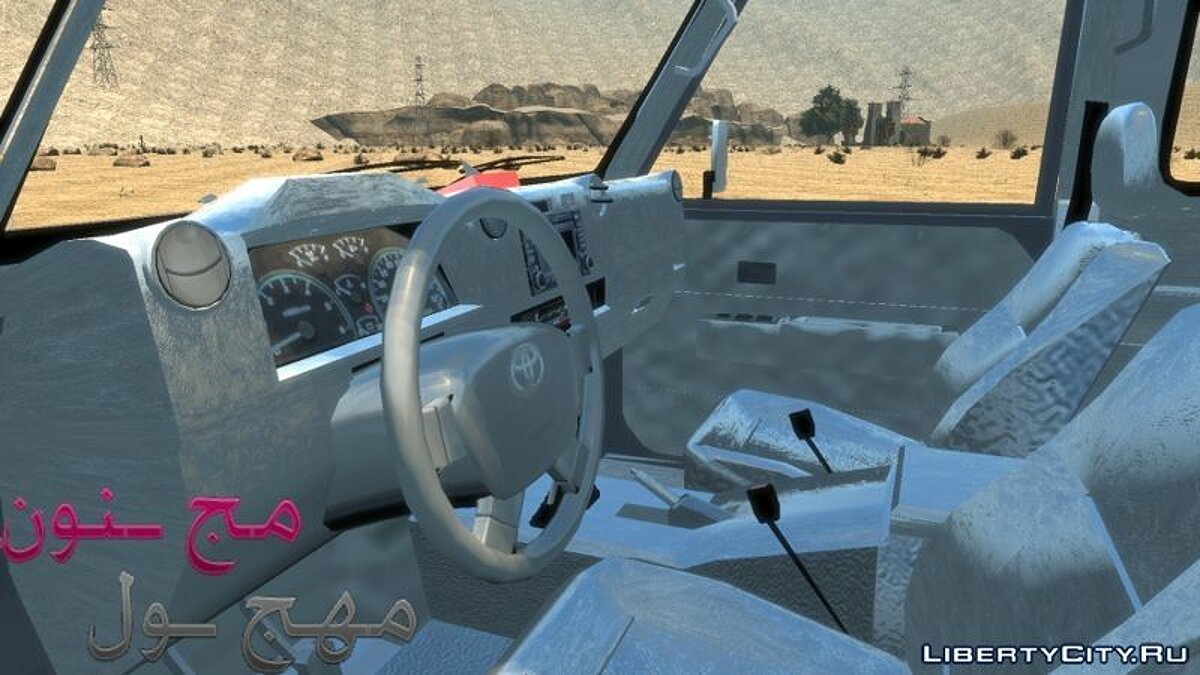 Toyota Land Cruiser 70 2013 для GTA 4 - скриншот #4