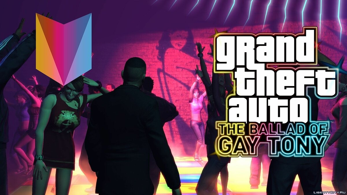 Трейлер Grand Theft Auto: The Ballad Of Gay Tony 7Works Trailer для GTA 4