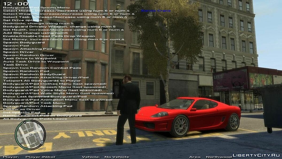 Simple Trainer Version 6.5 для GTA 4