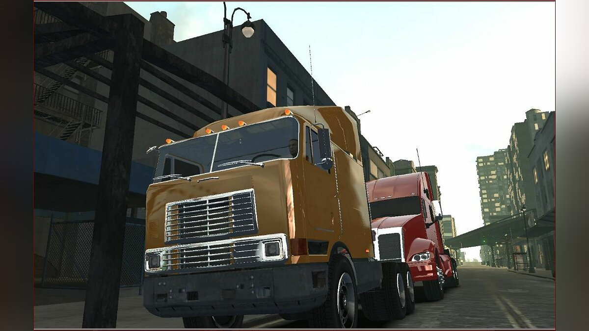 Navistar International 9800 для GTA 4