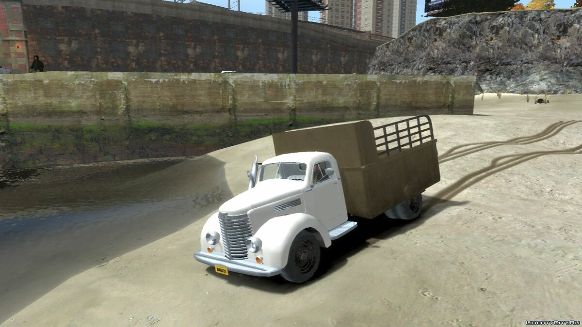 Грузовик International KB6 для GTA 4