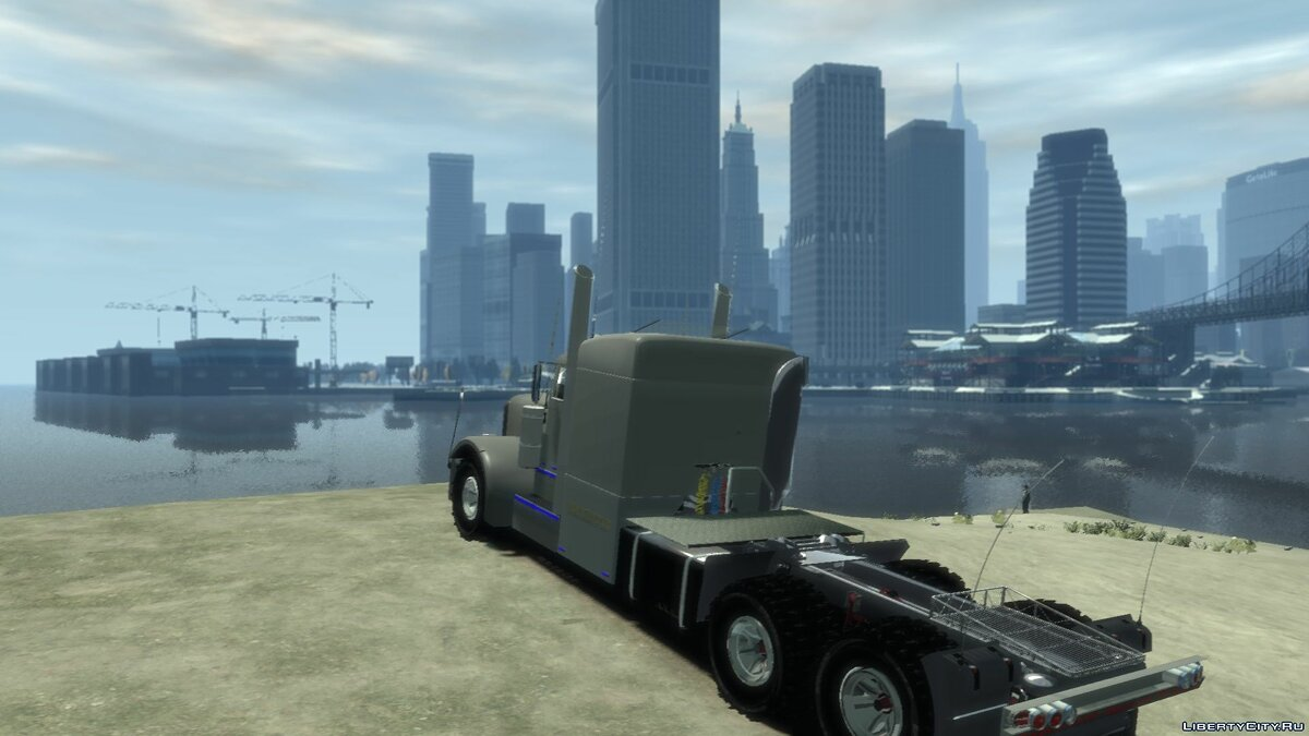 Грузовик Cross-Country Truck для GTA 4