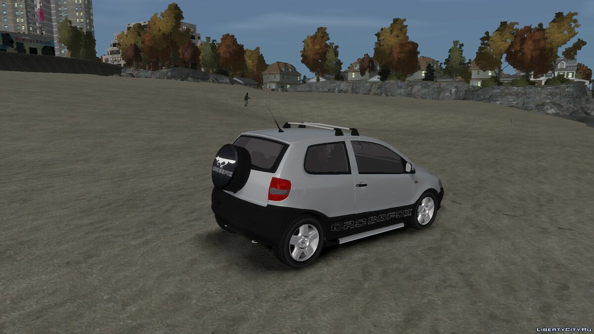 Машина Volkswagen VW Cross Fox для GTA 4