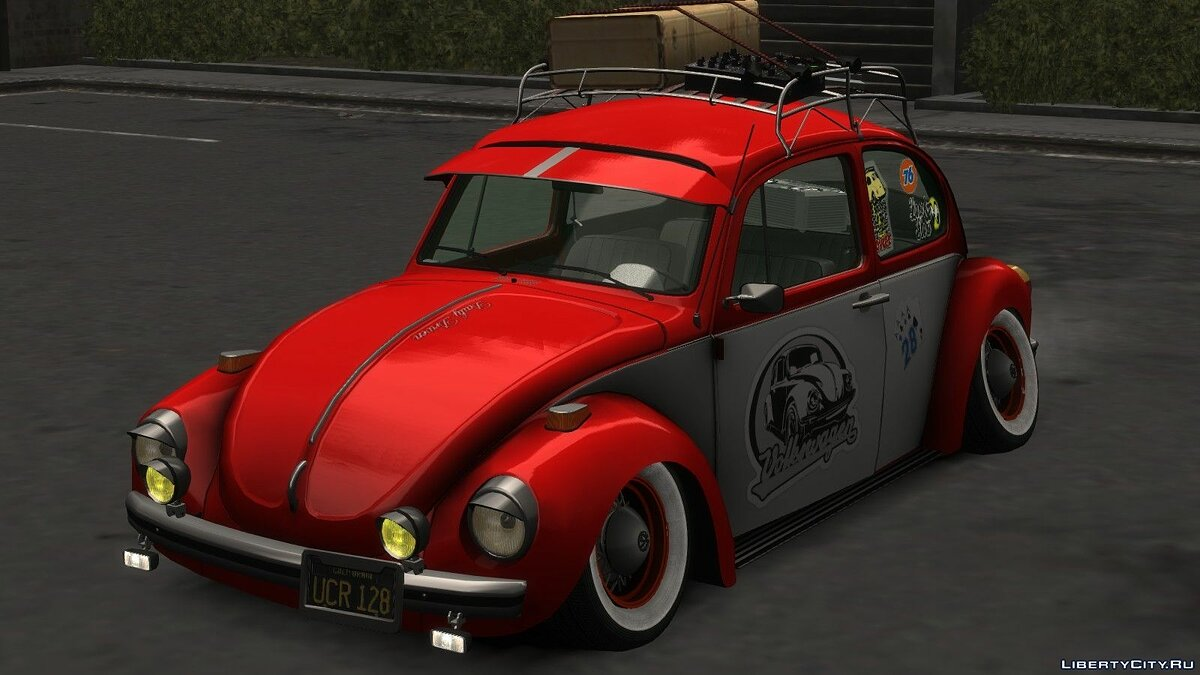 Volkswagen Beetle (2 versions) [BETA] для GTA 4
