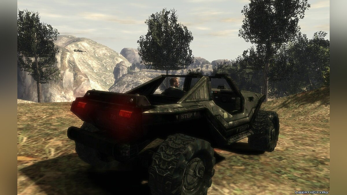 "Военная машина UNSC M12 ""Warthog"" from Halo Reach для GTA 4"
