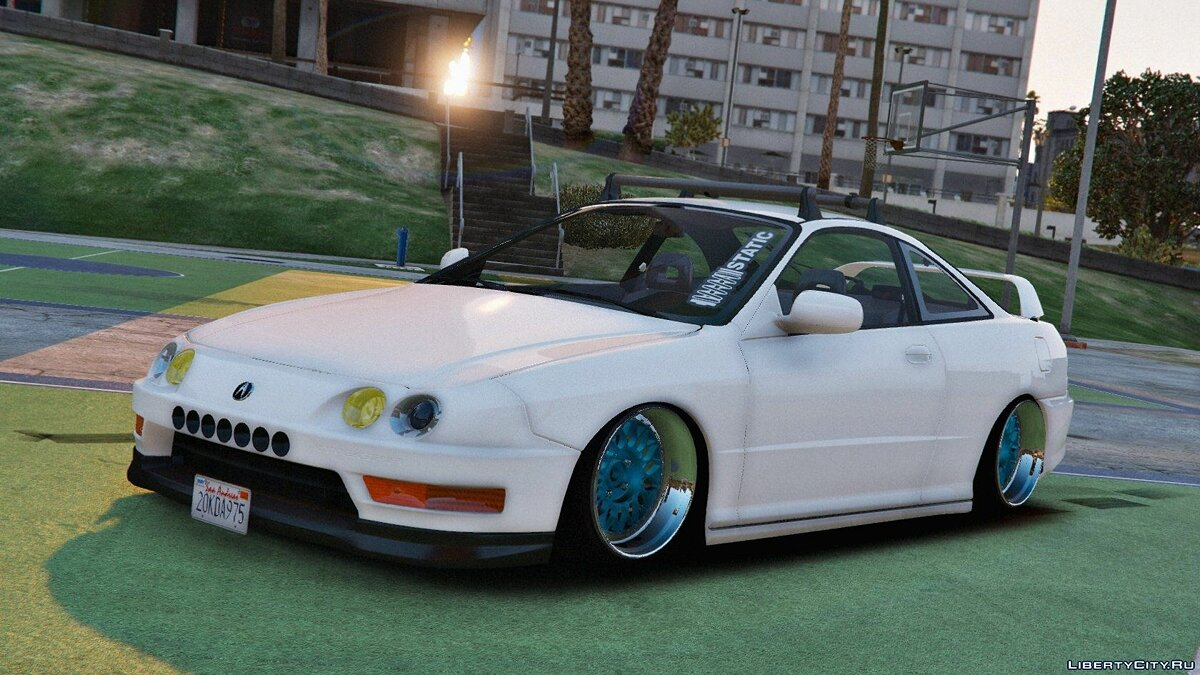 Acura Integra (JDM/Stock) 1.0 для GTA 5 - скриншот #8